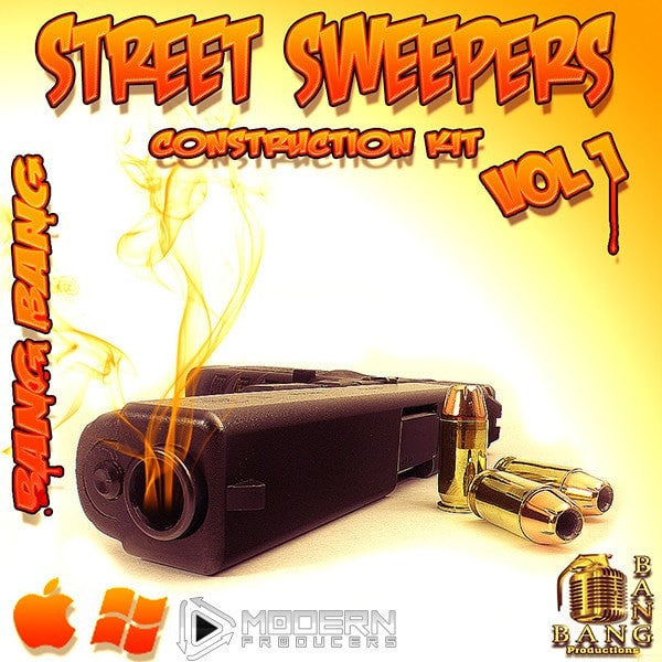 Street Sweepers Vol.1