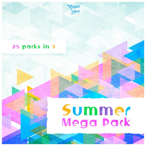 Regal Loops: Summer Mega Pack - 25 Kits in 1