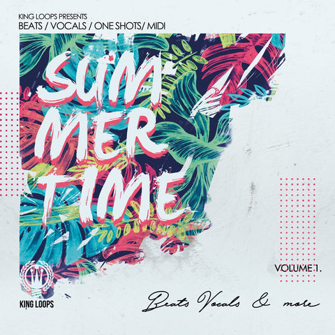Summertime - Beats & Vocals