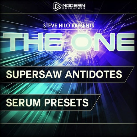 Supersaw Antidotes (Serum Presets)