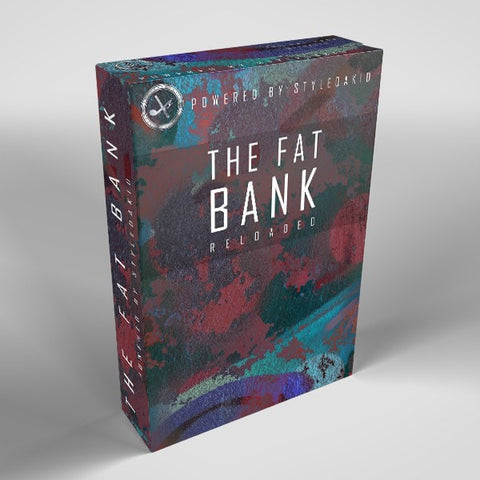 The Fat Bank: Reloaded (Sylenth Bank + Drum Kit)