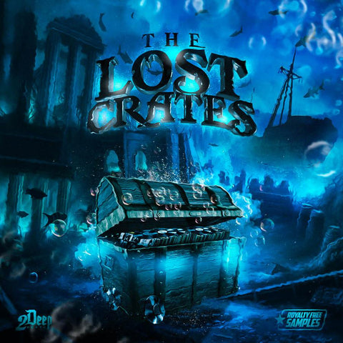 The Lost Crates - Royalty-Free Samples