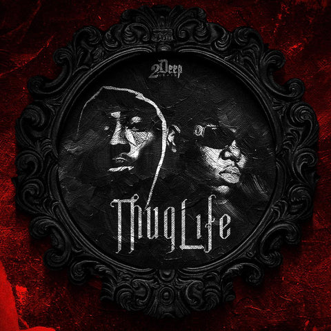 Thug Life - 2Pac & Notorious B.I.G. Construction Kit