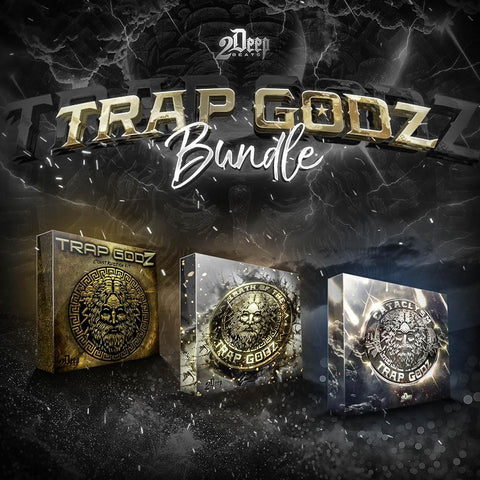 Trap Godz Bundle - 3 Epic Trap Kits