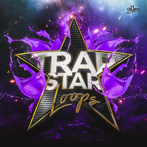 Trap Star Loops - 15 Chart Topping Melodies