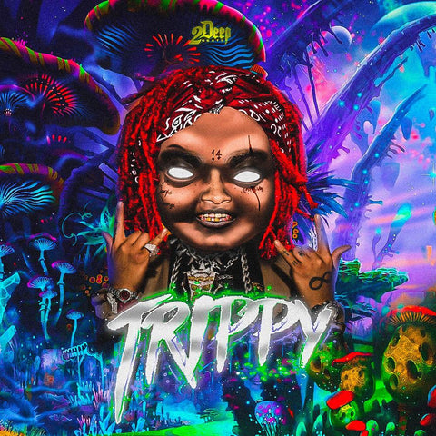 Trippy - Trippie Redd Type Beats