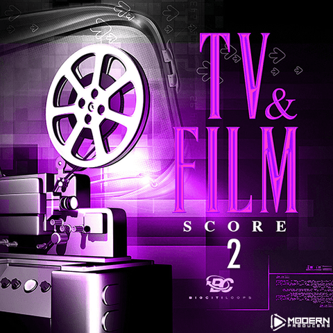 TV & Film Score 2 by big Citi Loops