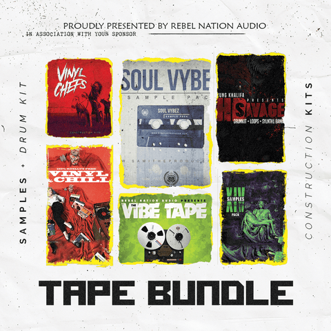 Tape Bundle - 6 Producer Kits for the Price of 1