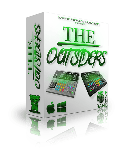 The Outsiders Construction Kit Vol.1