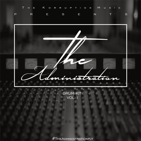 The Administration Drum Kit