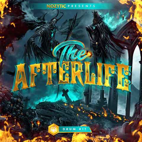 The Afterlife Drum Kit - High Quality Hip Hop & Trap Drums