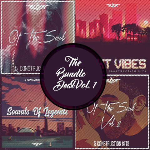 The Bundle Deal Vol.1 - 4 Kits for the Price of 1