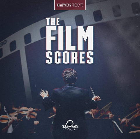 The Film Score (Loop & MIDI Pack) - Blockbuster Productions