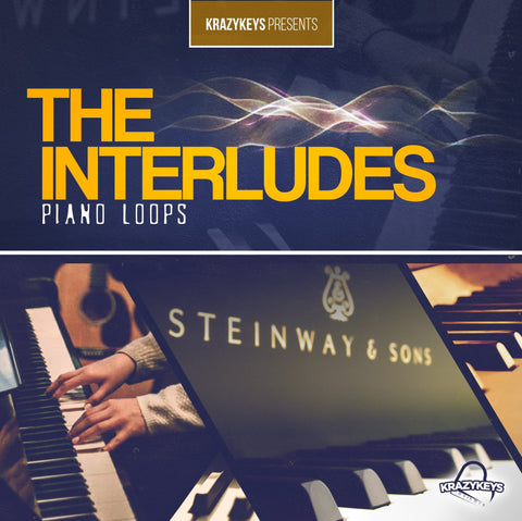The Interludes - Royalty-Free Piano Loops
