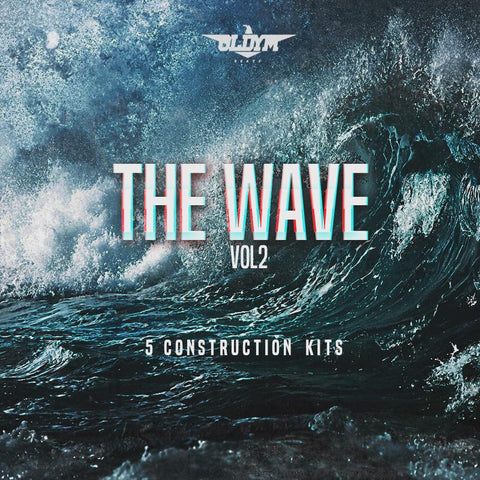 The WAVE Vol.2 Construction Kits - New Wave Beats
