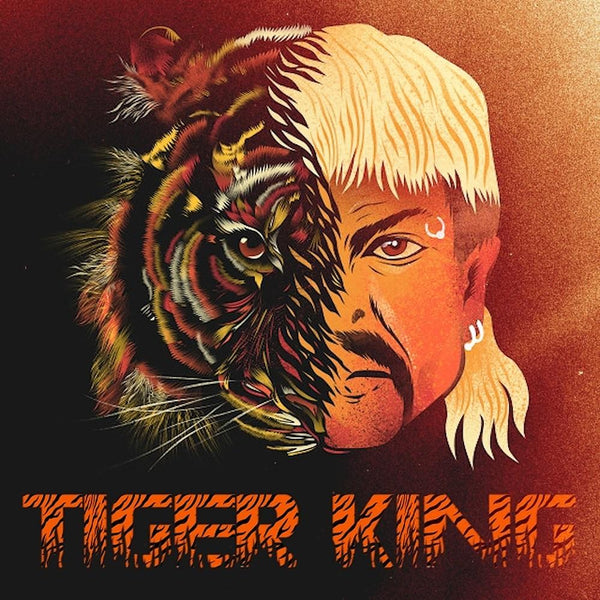 Tiger King Drum Kit