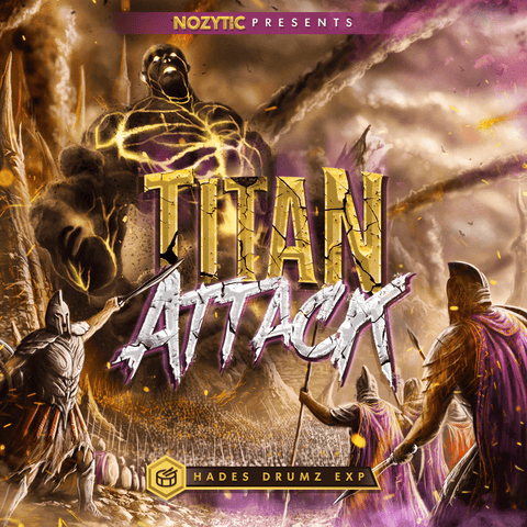 Titan Attack (Hades Drumz Expansion)