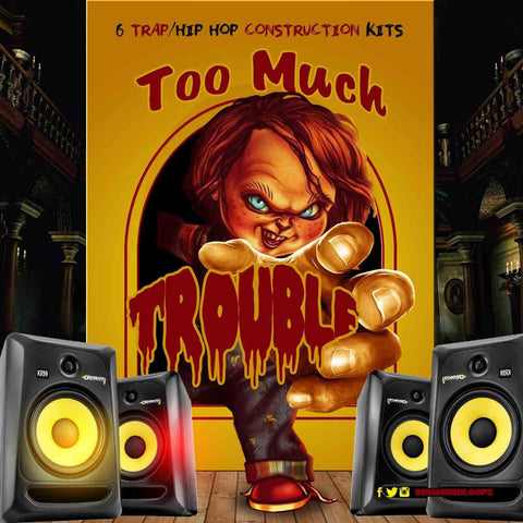 Too Much Trouble - Street Anthem Beats