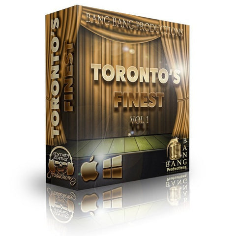 Toronto's Finest Vol.1 (Drake & The Weeknd Construction Kit)
