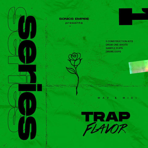 Trap Flavor - Construction Kits