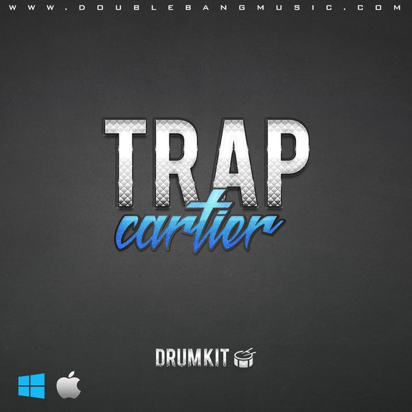 Trap Cartier Drum Kit
