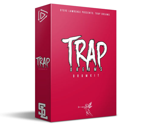Trap Dreams - Drumkit by Steve Lawrence