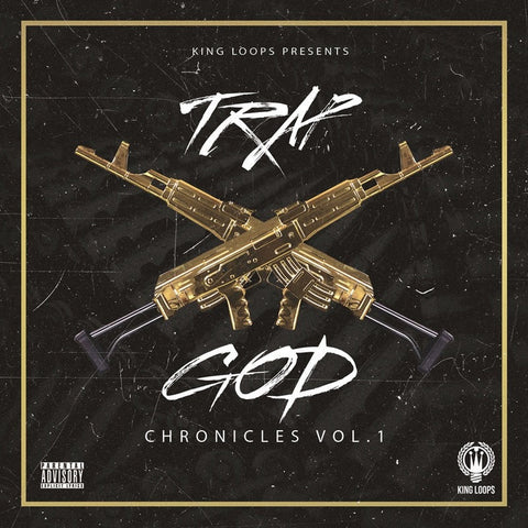 Trap God Chronicles Vol.1 (Construction Kits)