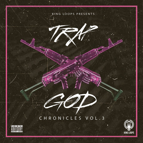 Trap God Chronicles Vol.3 - Sample Pack