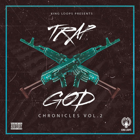 Trap God Chronicles Vol.2 - Trap Loops & MIDI Files