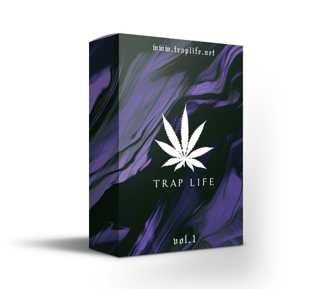 Trap Life Vol.1 - Vocals, Drums & Melodies