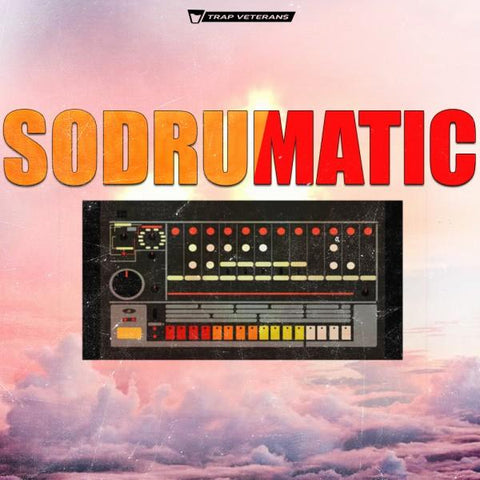 Sodrumatic - Trap & Hip Hop Drum Kits & Melody Loops