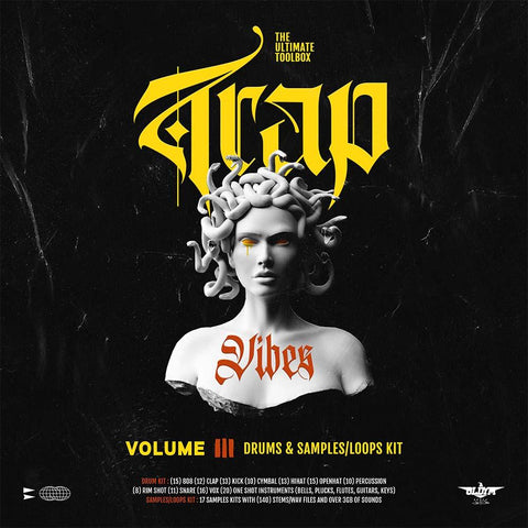 Trap Vibes Vol 3 : The Ultimate Toolbox (Deluxe)
