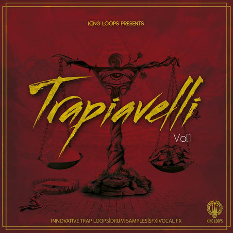 Trapiavelli Vol.1 - Cinematic Trap & Hip Hop Kit