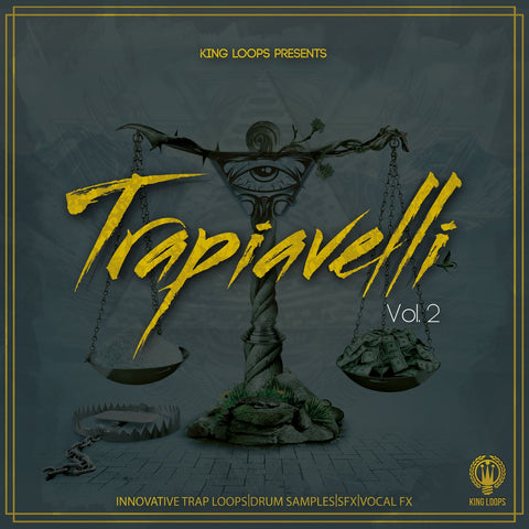 Trapiavelli Vol.2 - Epic Trap Beats
