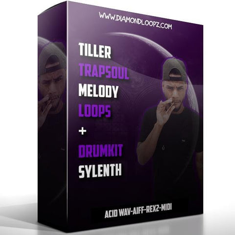 Trapsoul Melody Loops - Bryson Tiller Type Melodies & Presets