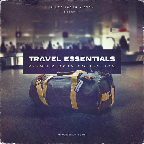 Travel Essentials: Premium Drum Collection