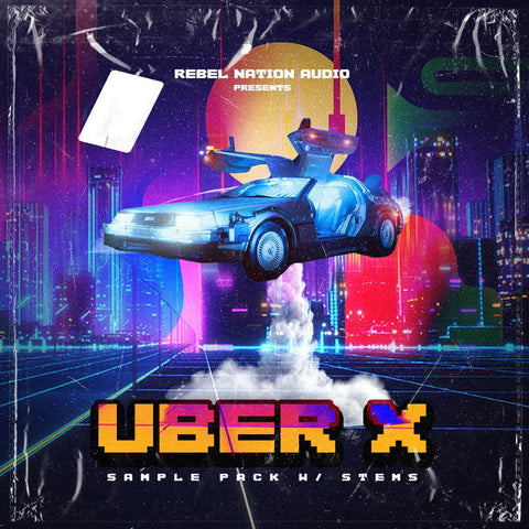 Uber X - Sample Pack for Producers