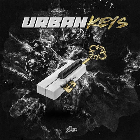 Urban Keys - 10 Melodic Loops with Stems