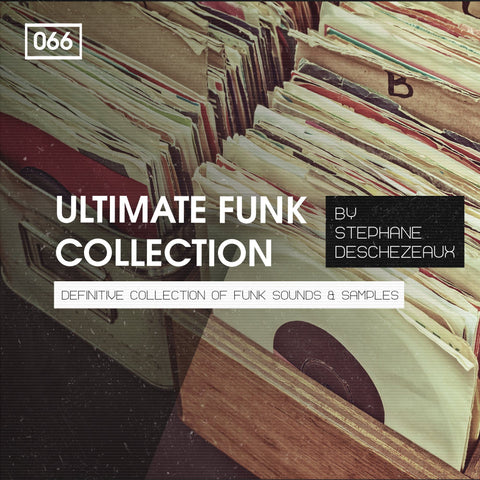 Ultimate Funk Collection - Loops & One-Shots