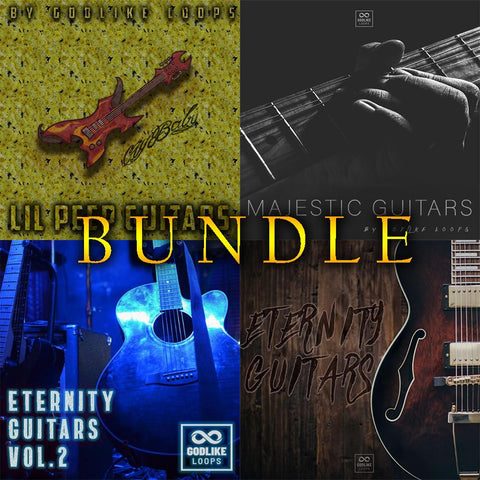 Ultimate Guitar Bundle
