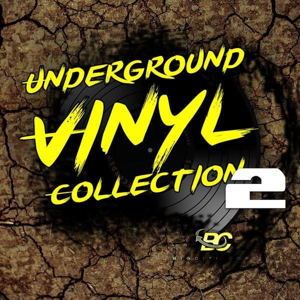 Underground Vinyl Collection 2 Loop Pack Modern Producers