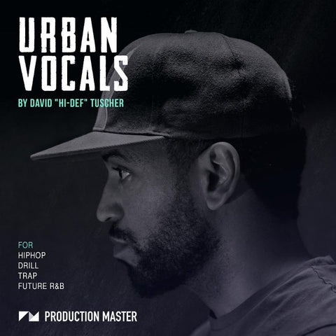 Urban Vocals - 10 Full Vocals with Stems