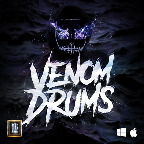 Venom Drums - Drum Kit & Loops