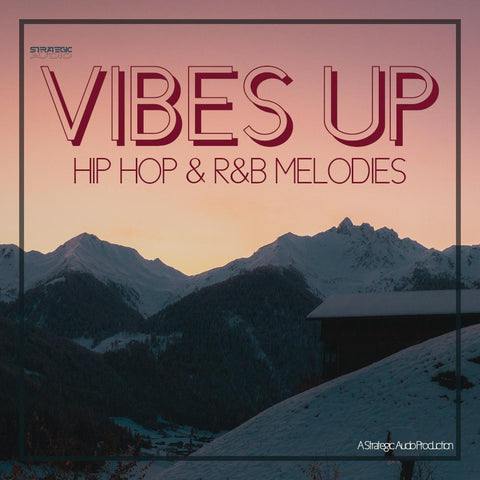 Vibes Up - Hip Hop & R&B Melodies