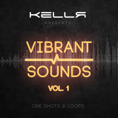Vibrant Sounds Vol.1 - Loop Pack & Drum Kit