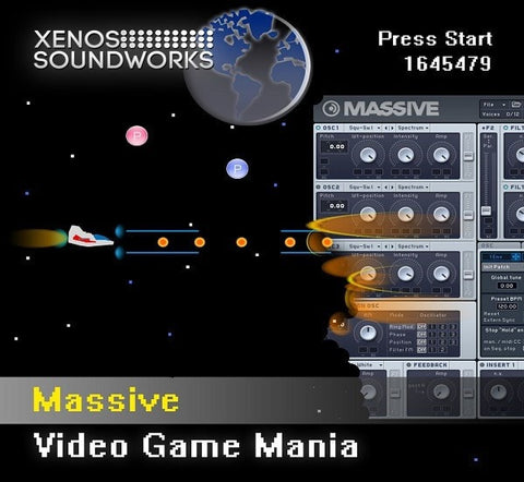Massive Videogame Mania (Sound Bank)