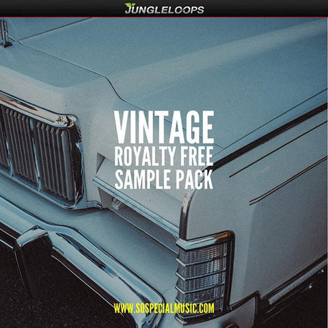 Vintage Sample Pack - Royalty-Free Compositions