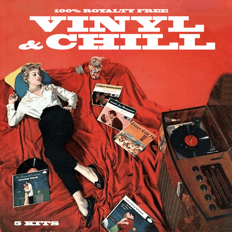 Vinyl & Chill (Royalty-Free Sample Beats)