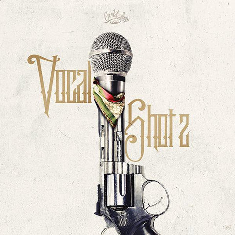 Vocal Shotz - One-Shot Vox Samples