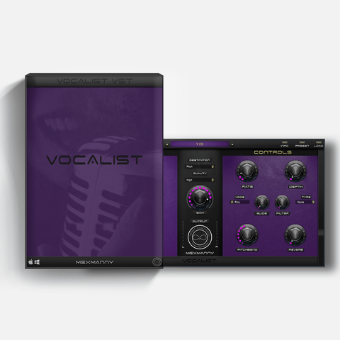 Vocalist VST - Vocal Samples for Urban Productions